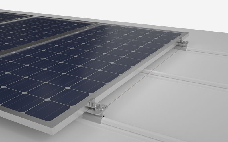 watertight solar roof mounts
